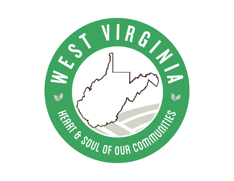 West Virginia local Goodness Logo, heart & soul of our communities