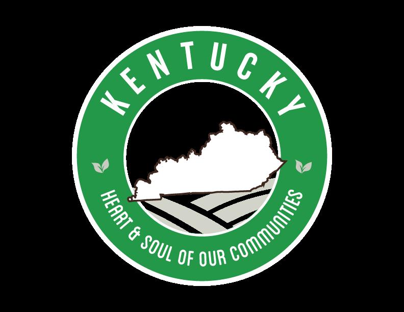 Kentucky local Goodness Logo, heart & soul of our communities