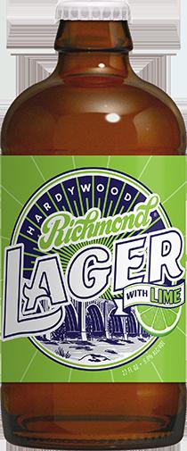 Hardywood Richmond Lager bottle