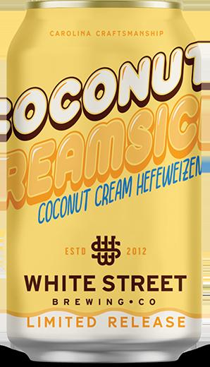 White Street Coconut Creamsicle