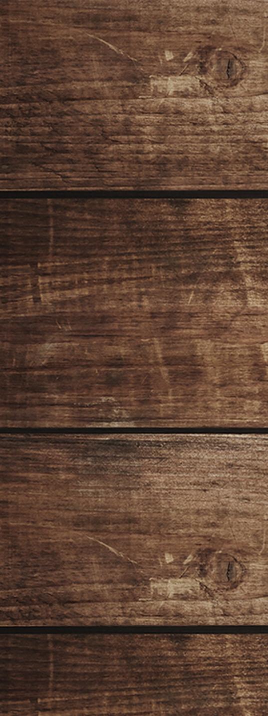 Wood slat background for spotlight bar