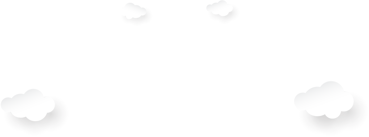 Smaller cloud that will move out of the way when you scroll down