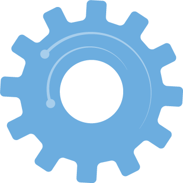 Gear Icon spinning