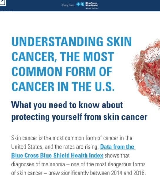 Understanding Skin Cancer Mobile