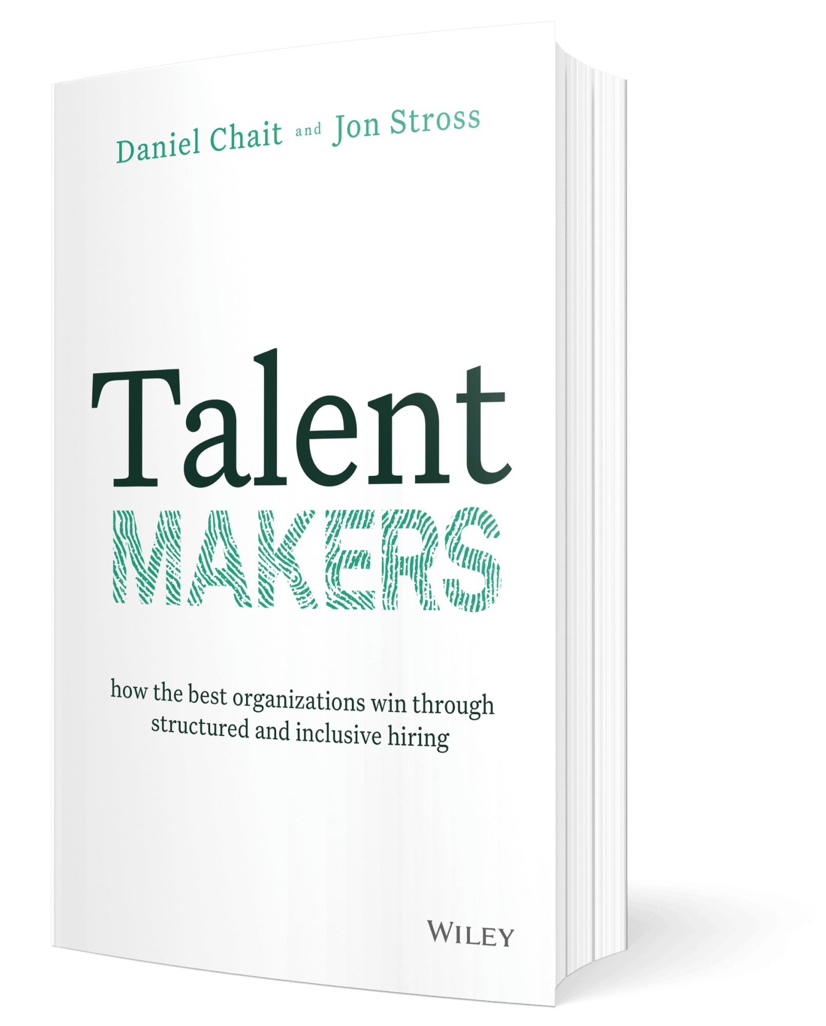 Image of the cover of Talent Makers book