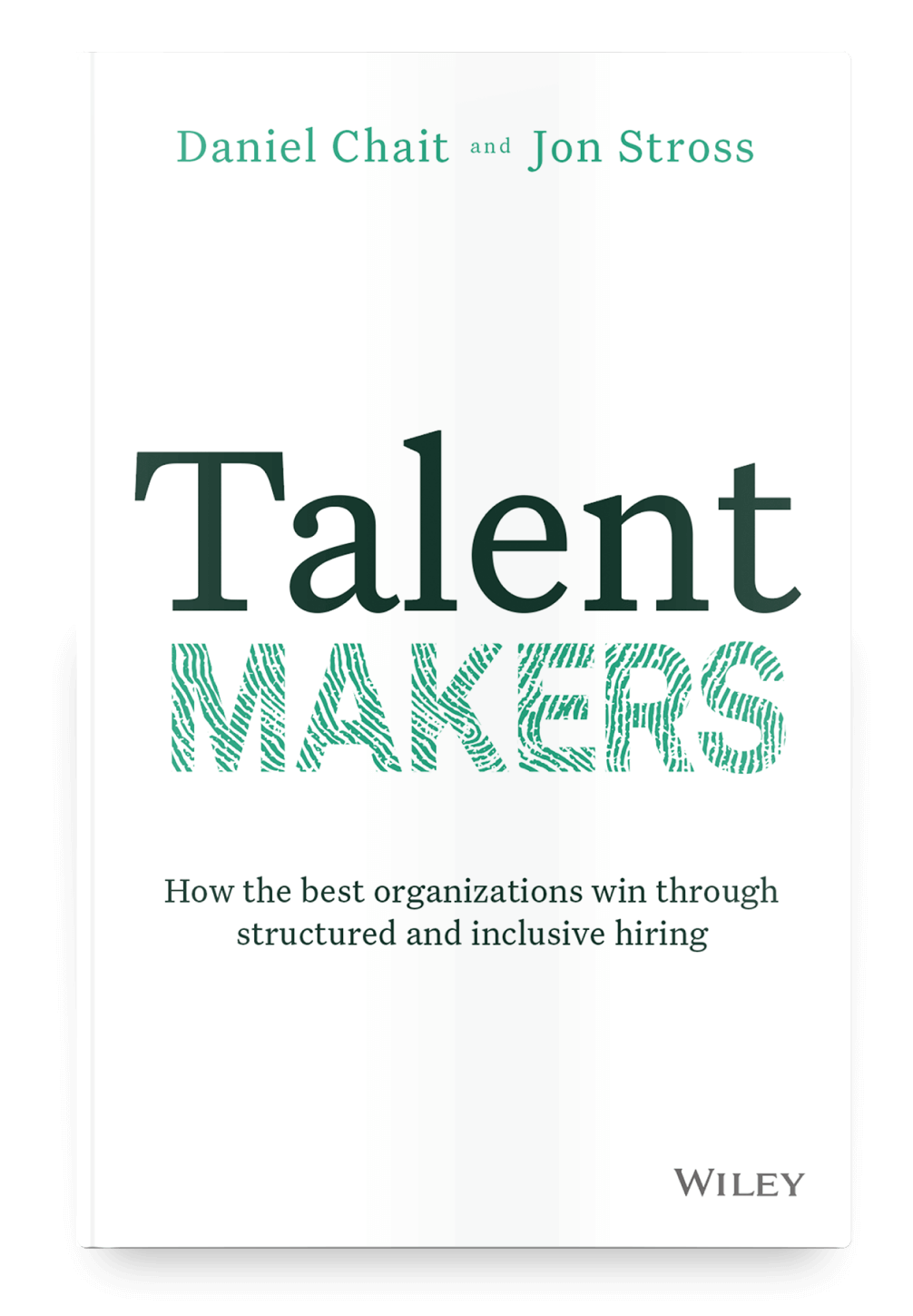 Image of the Talent Makers book cover
