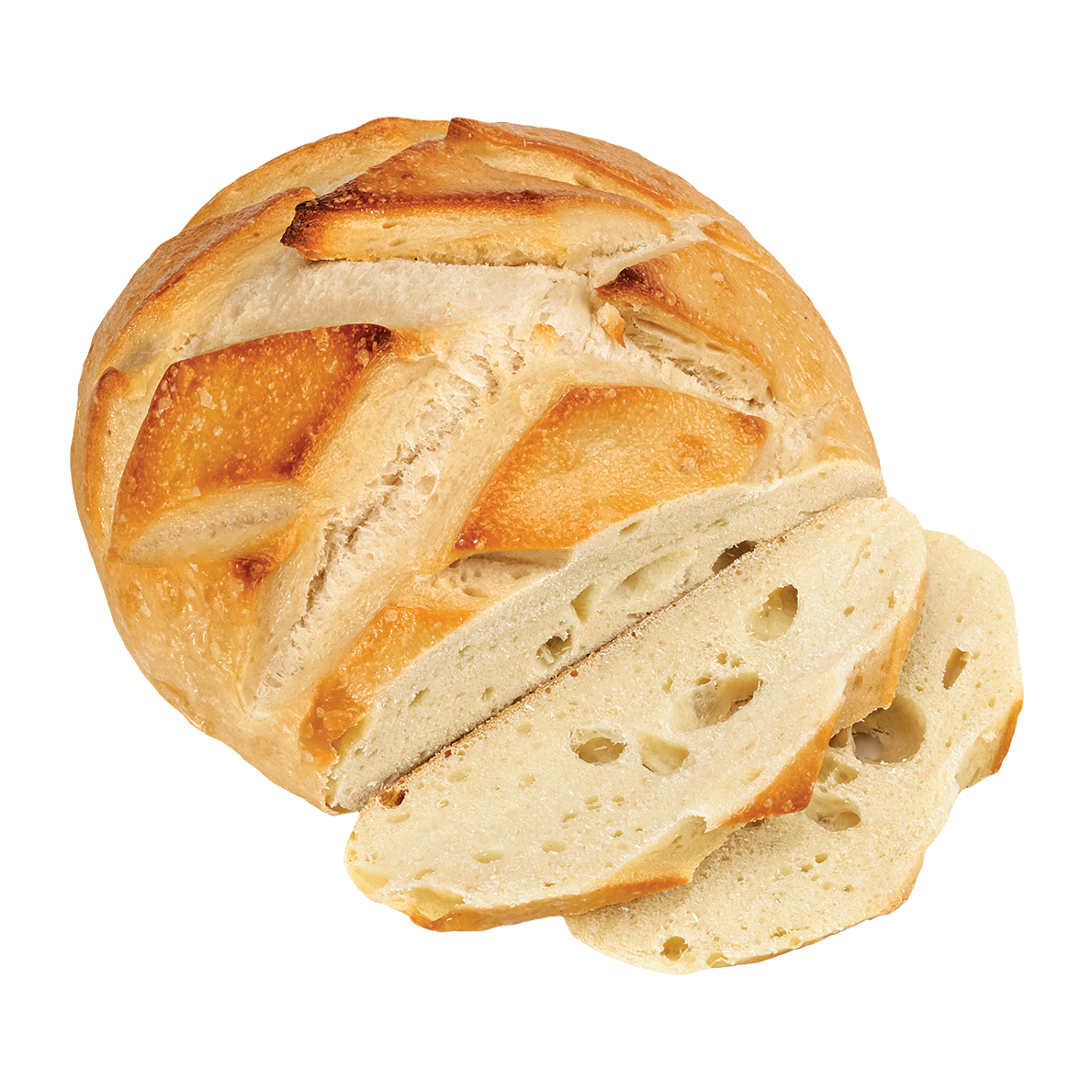 Grilled Hy-Vee Bakery Sourdough Bread Slices