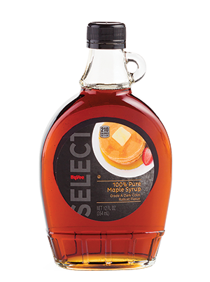Hy-Vee Select Maple Syrup