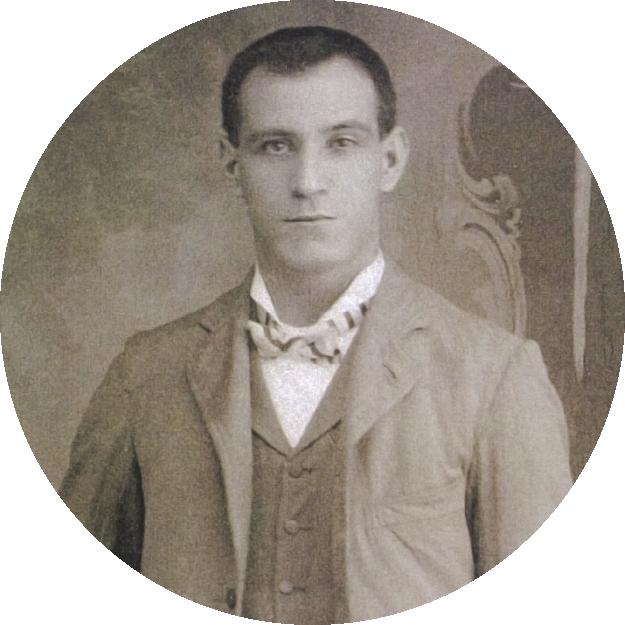 Portrait of Company Founder John Volpi