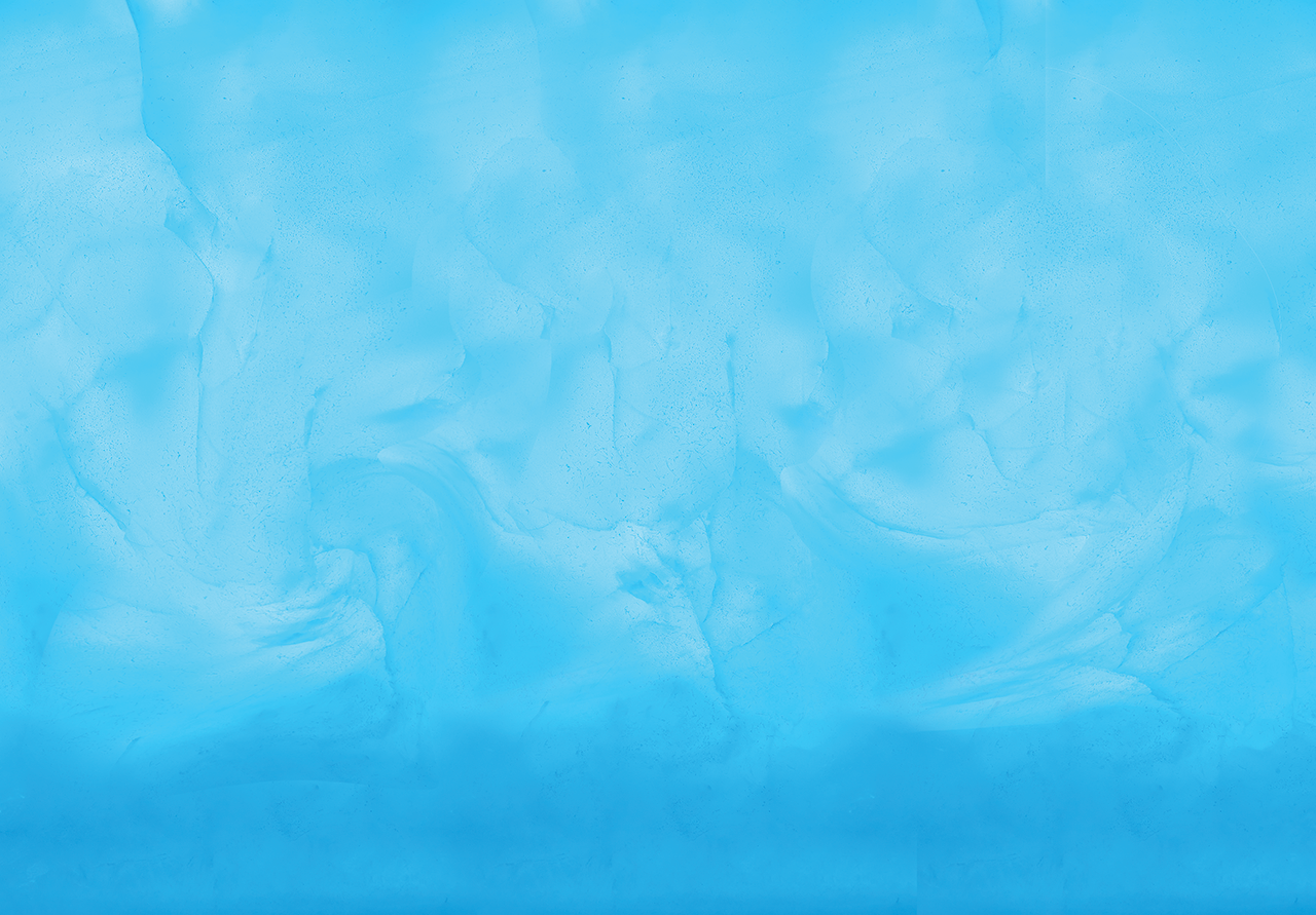 Blue Ice Textured Background