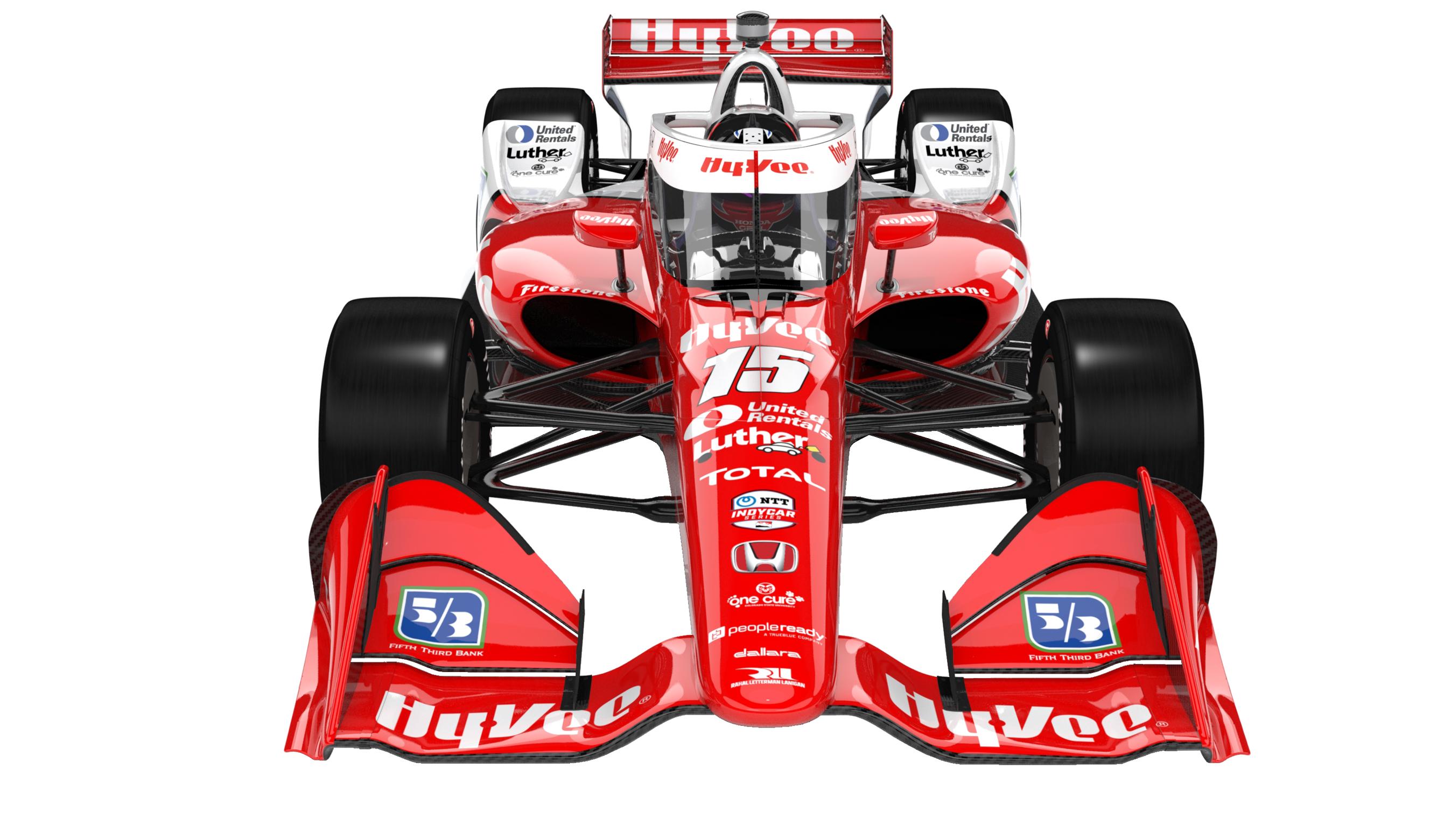 Hy-Vee Formula One Car