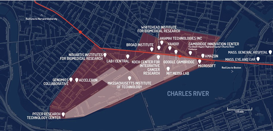 Innovation District Map