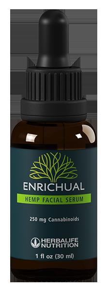 Enrichual Hemp Facial Serum