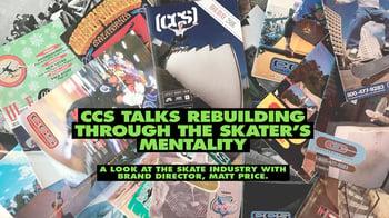 CCS and Matt Price On Rebuilding Through the Skater's