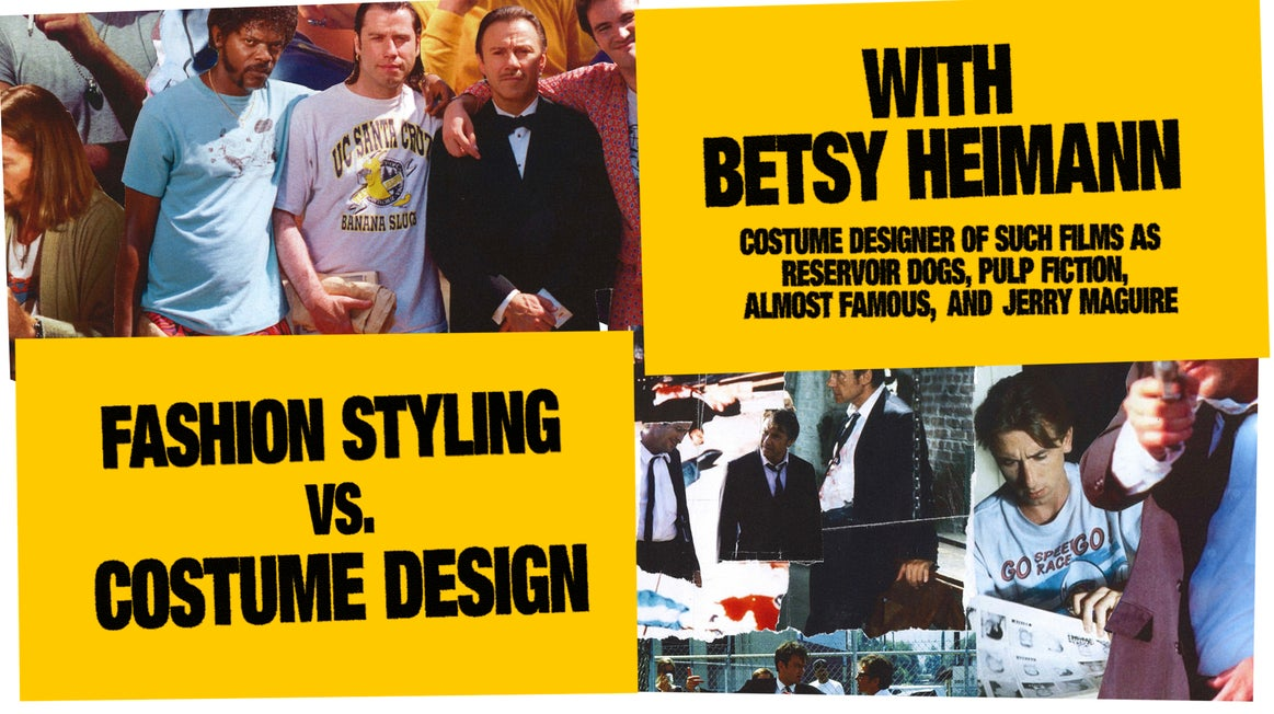 Betsy Heimann On Fashion Styling Vs Costume Design Hypebeast