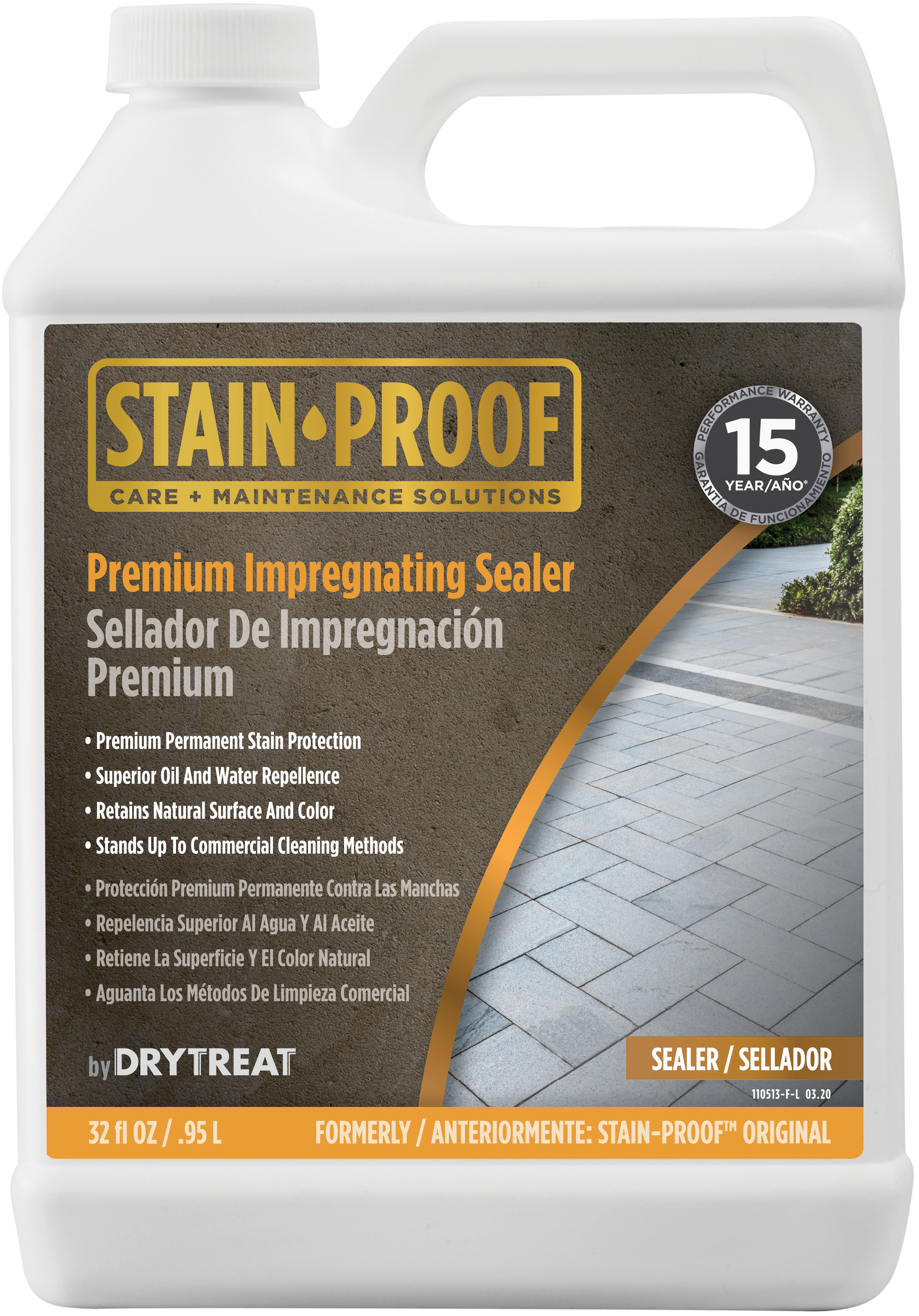 STAIN-PROOF PremiumSealer gallon product