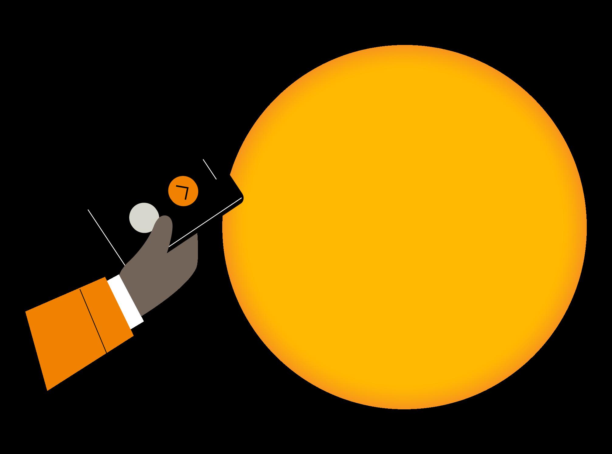 Uv Radiation Clipart