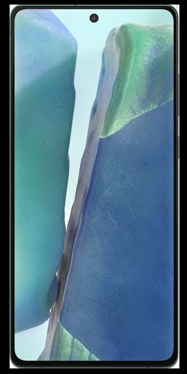 Samsung Galaxy Note20 5G device