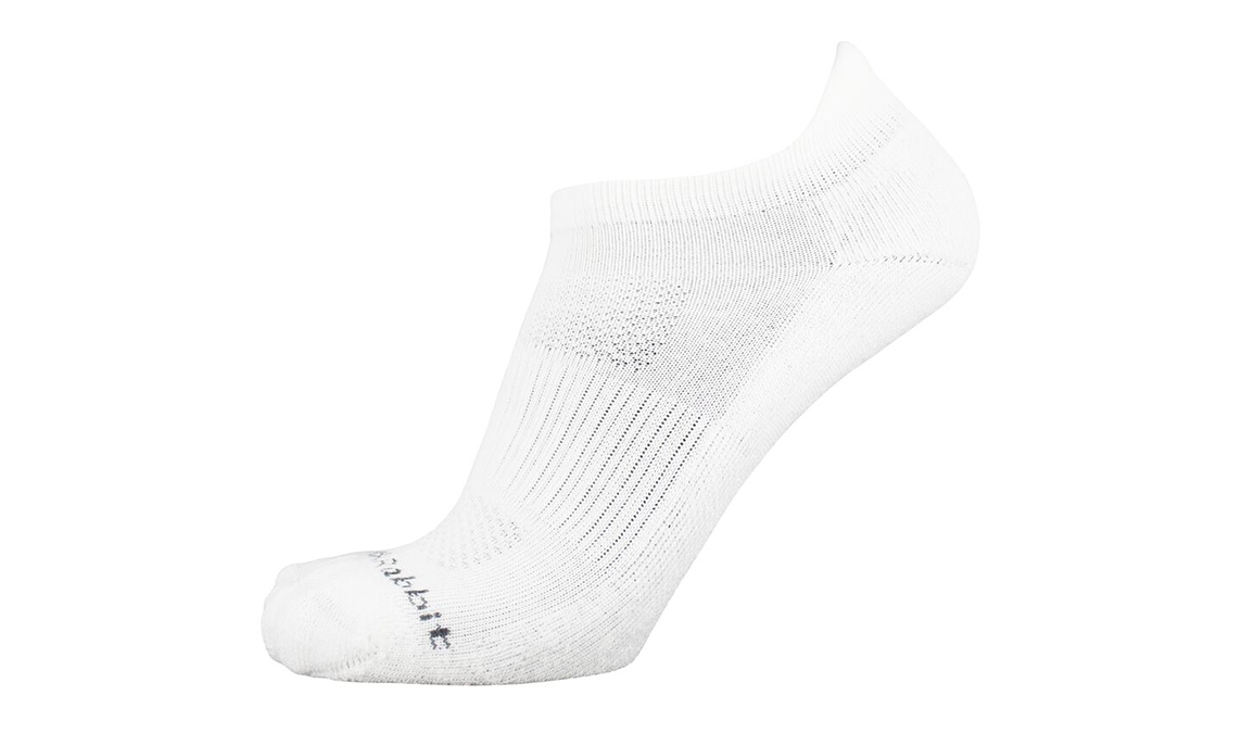 white sock