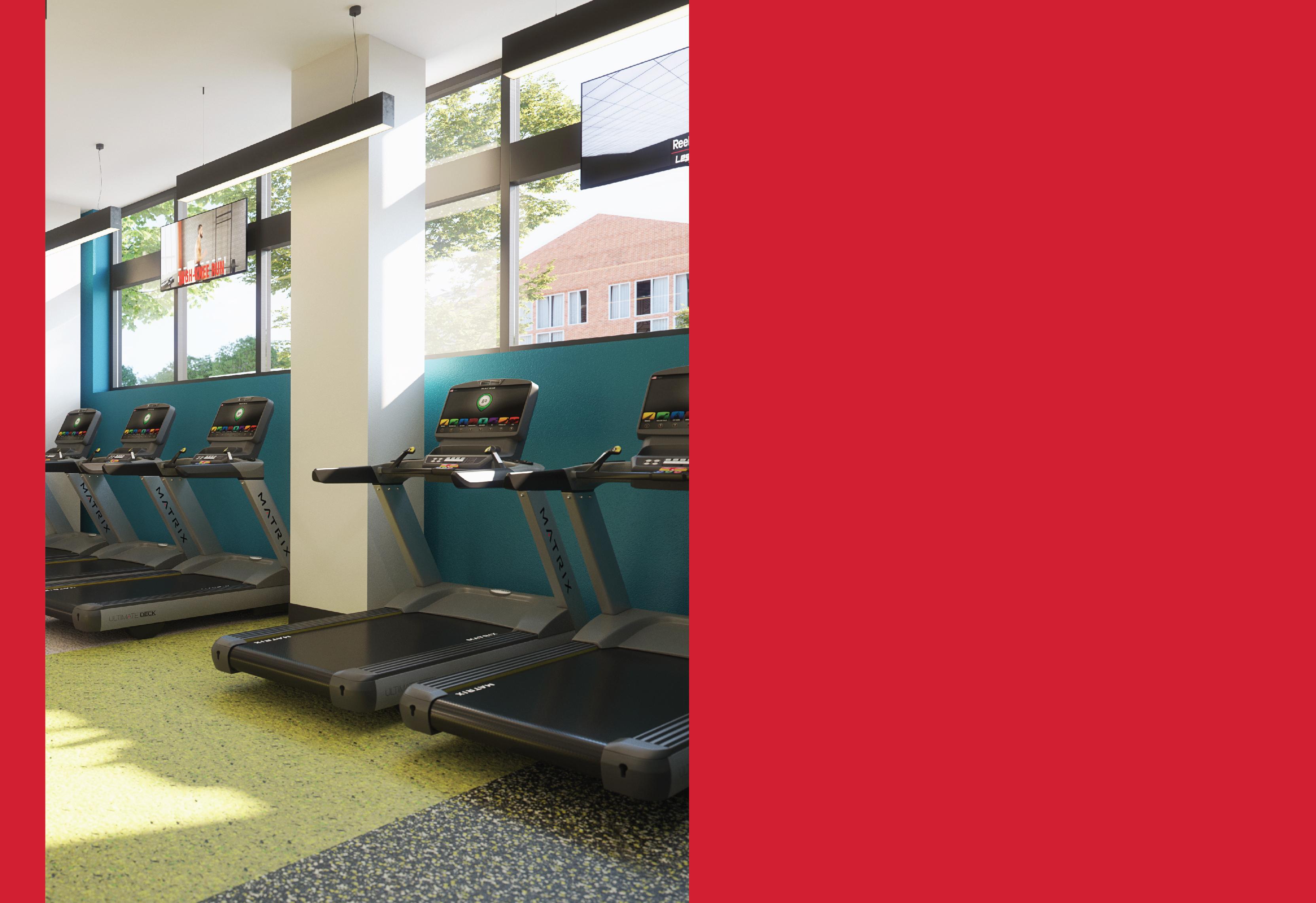 Standard Raleigh Cardio Studio