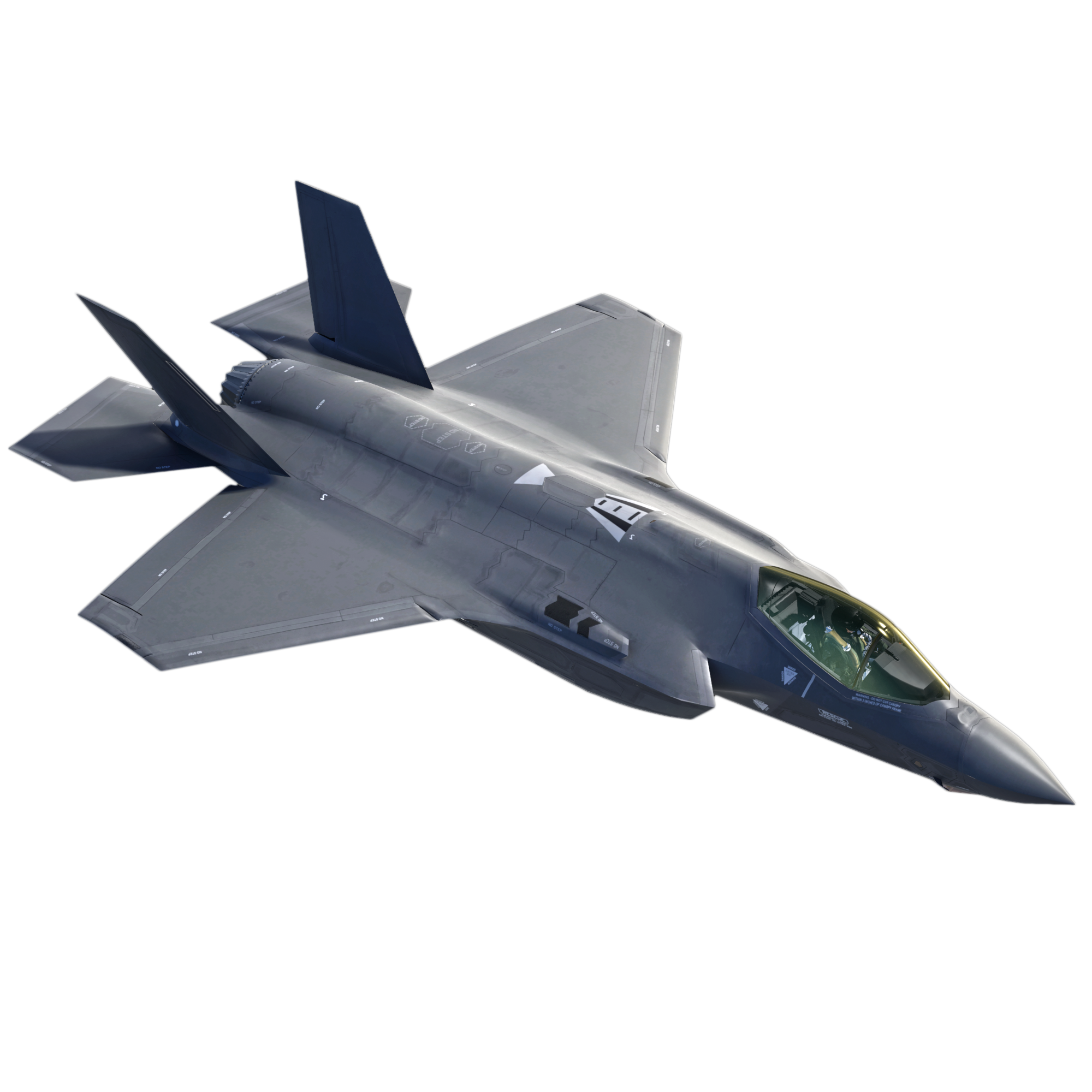 F-35 A Base Plane