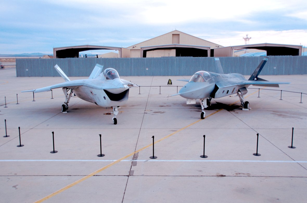 1997_Lockheed Martin and Boeing
