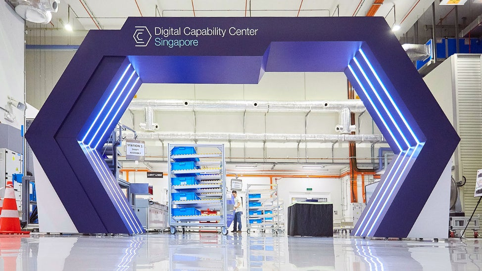 Factory of the future' opens in Singapore   McKinsey & Company
