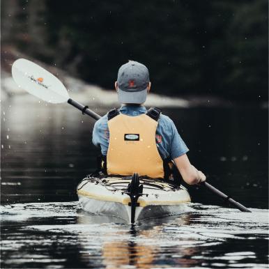 San Antonio River Kayaking