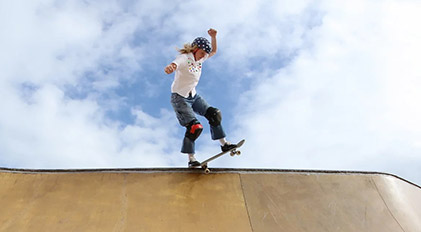 Tall Poppy: A skater's story Documentary