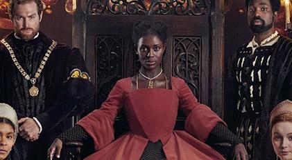 Anne Boleyn Drama History TV Series