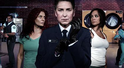 Wentworth Season 8B Crime Drama