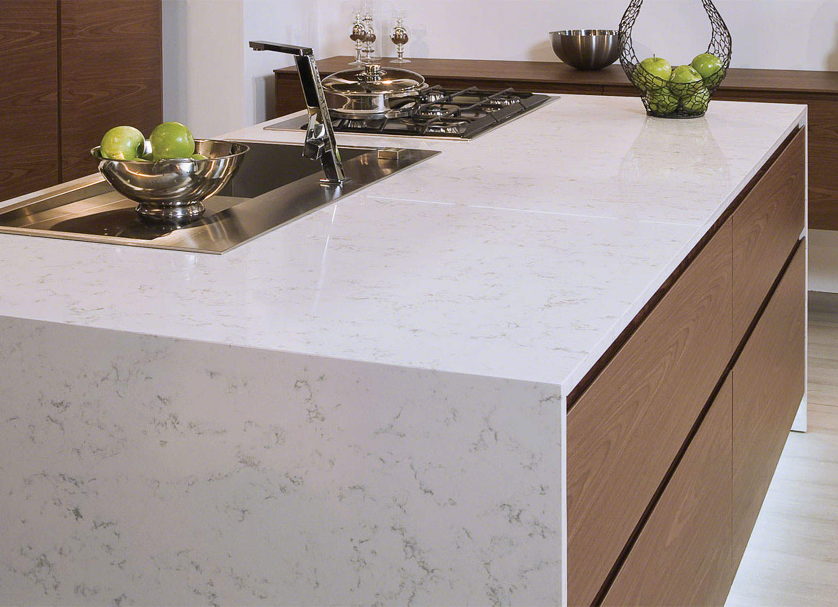 seams should and countertops countertop counter the questions on polishing wall a how seam noticeable qkbwk install quartz be