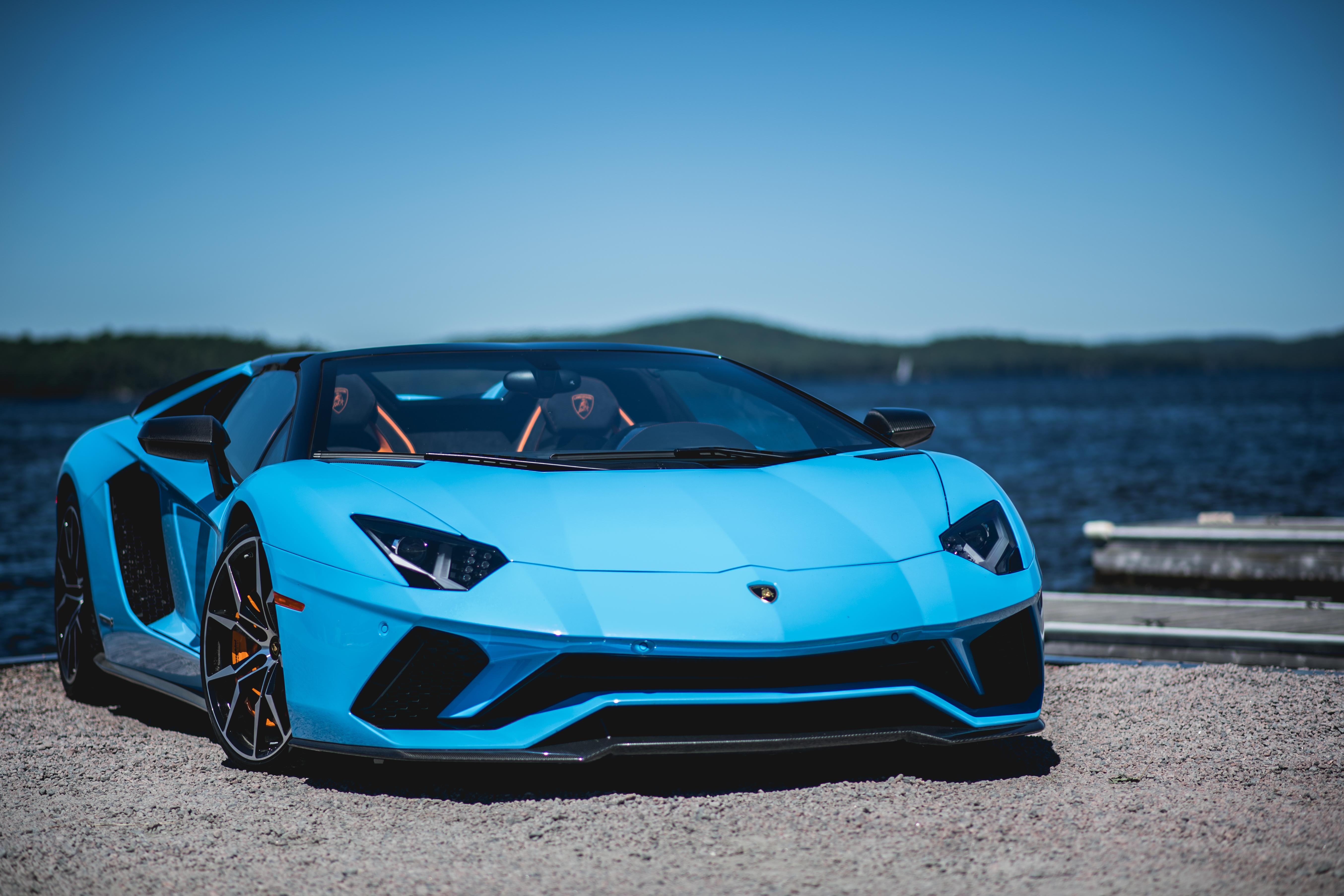 First Drive: 2018 Lamborghini Aventador S Roadster