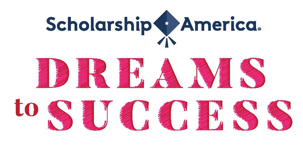 Scholarship America's Dreams to Success logo