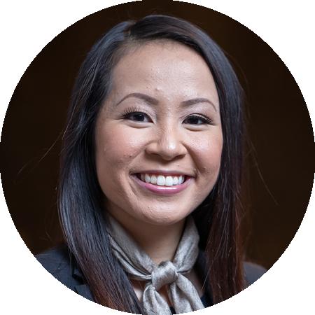 headshot of Michelle Nguyen
