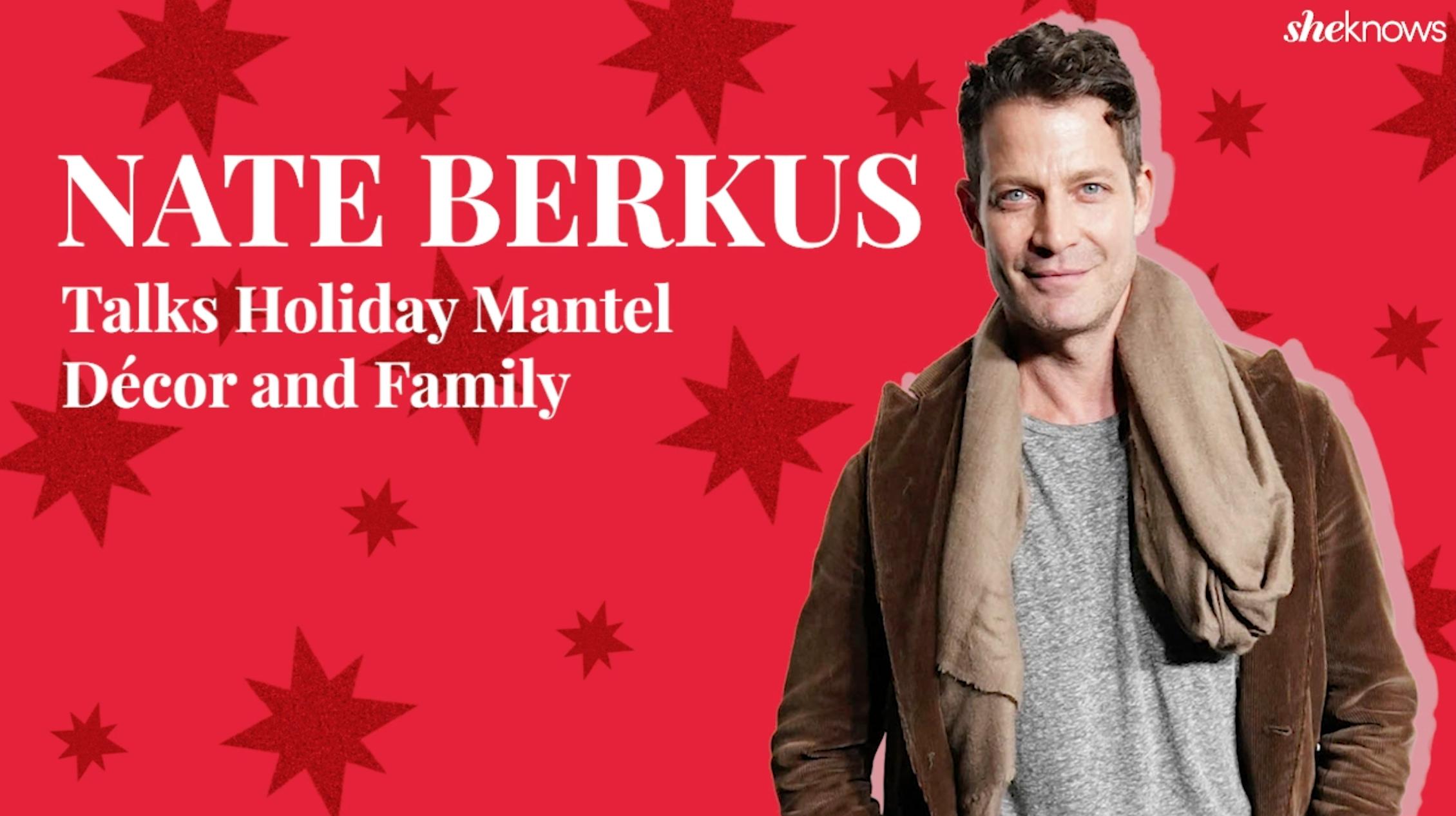 Nate Berkus, Holiday Decoration