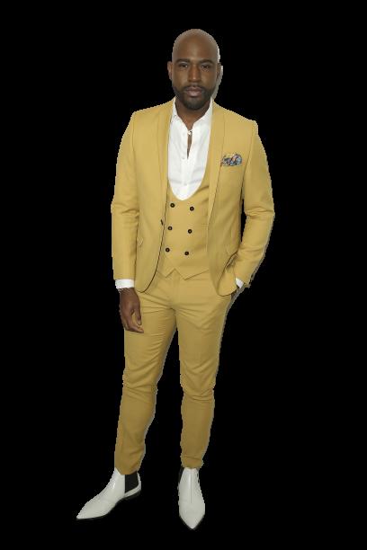Karamo Brown interview