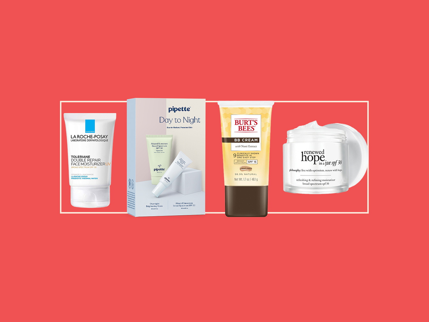 Quick and simple self-care products