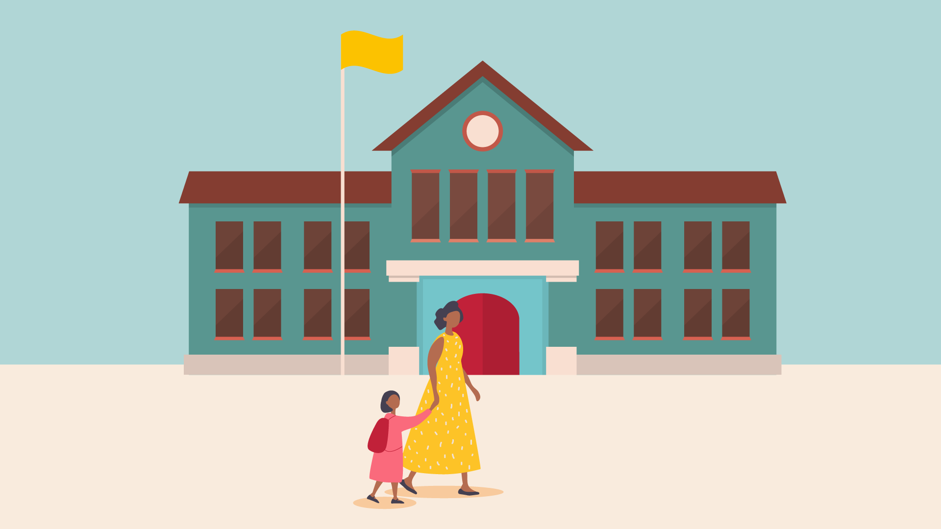 Immigrant mother and American schools