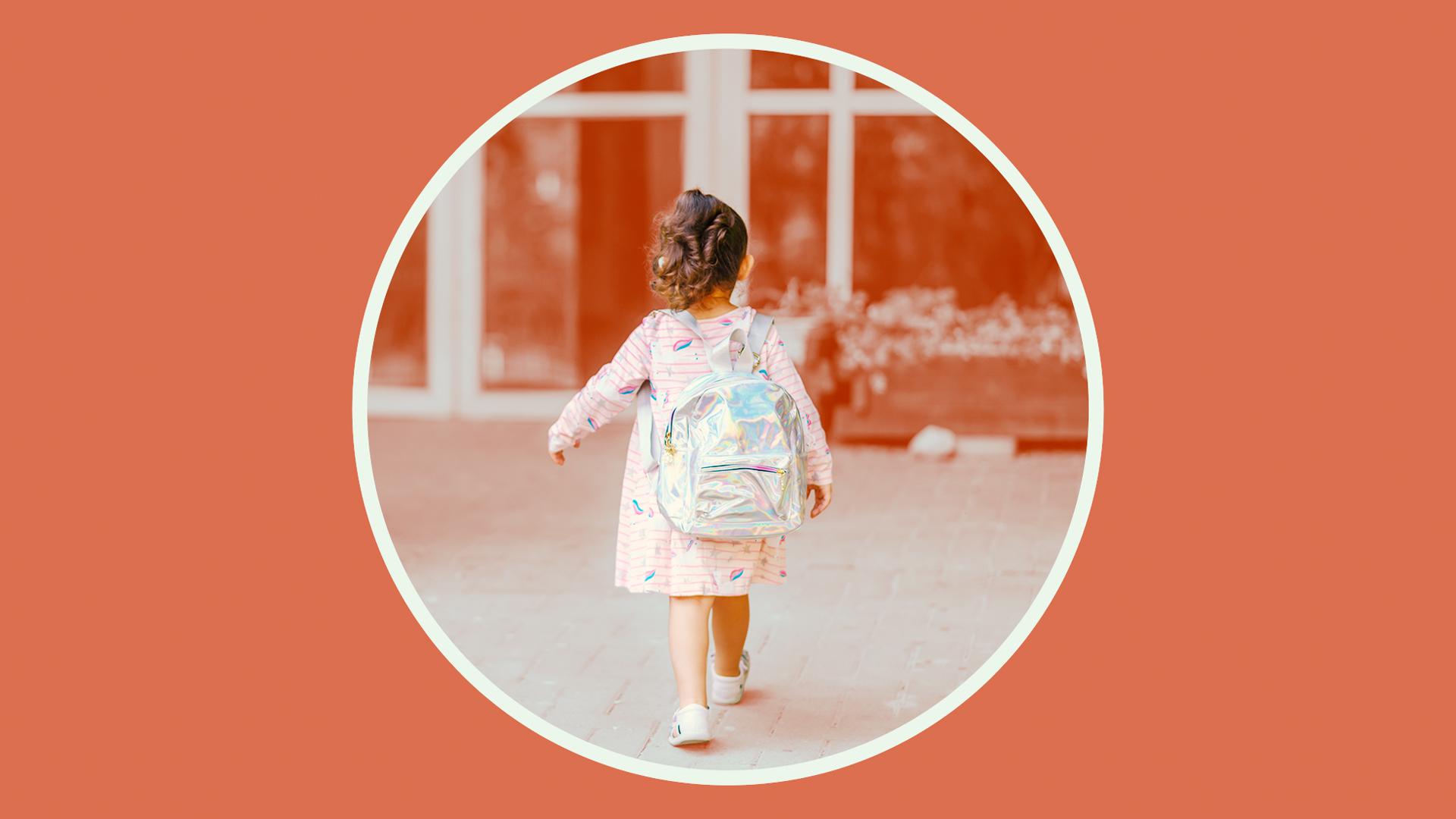 Kindergarten, back-to-school