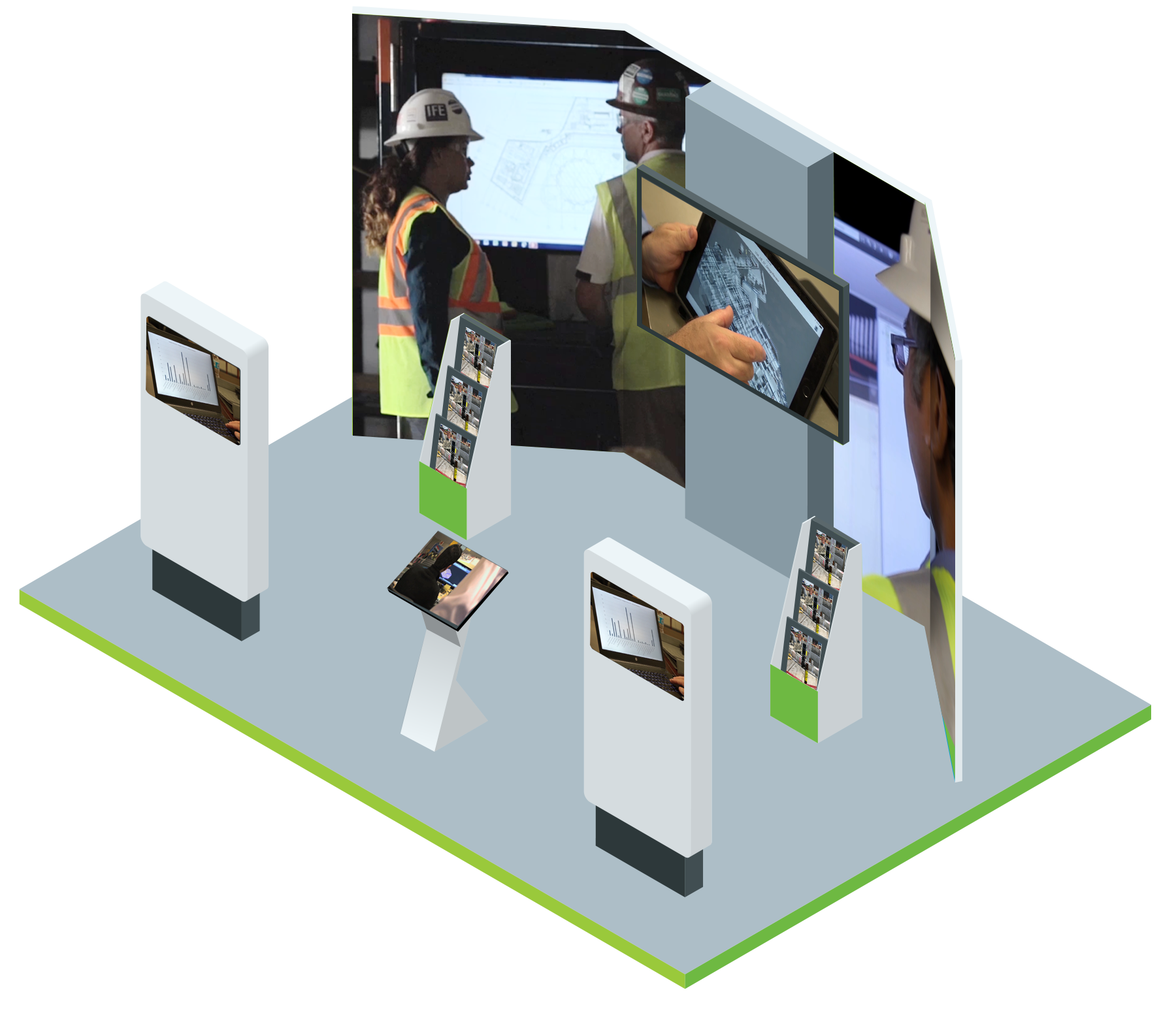 Camera Vision Booth