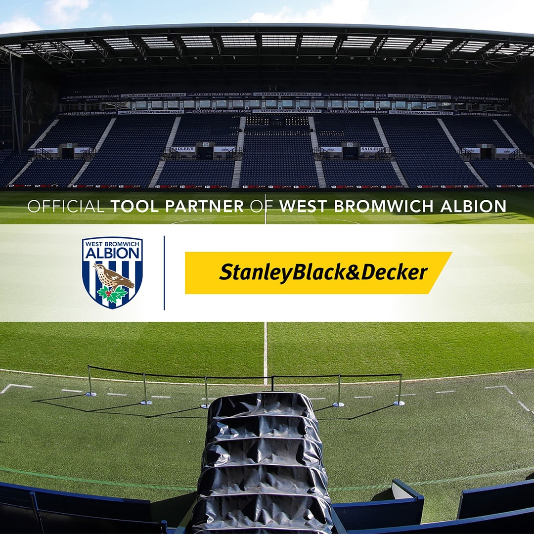 Kicking Off our Partnership with West Bromwich Albion