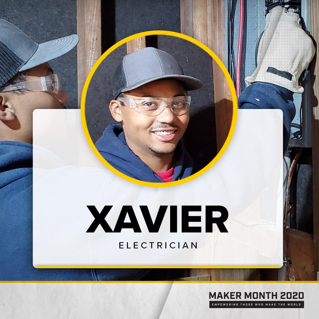 Maker Month - 31 Days of Makers | Featuring Xavier