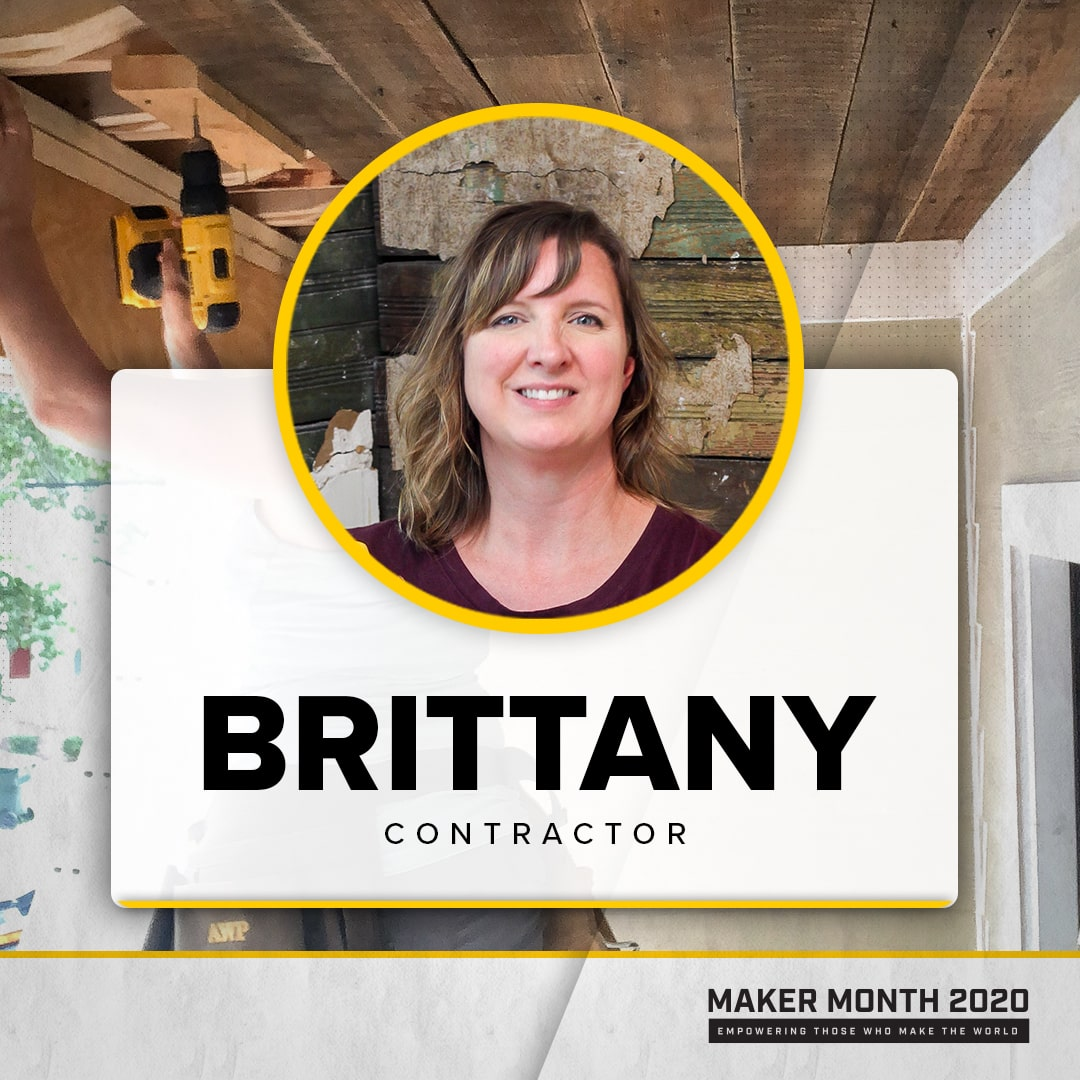 Maker Month - 31 Days of Makers | Featuring Brittany