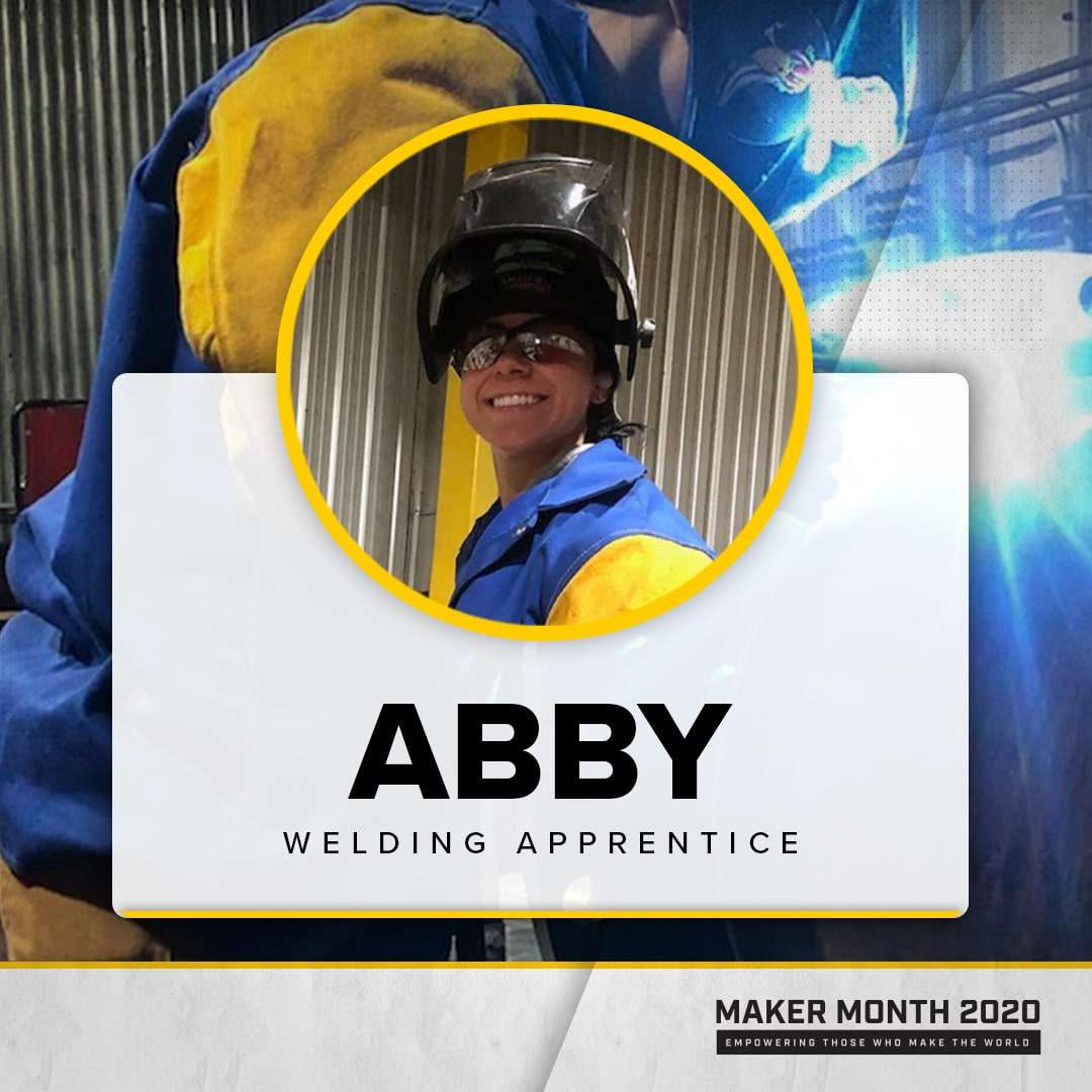 Maker Month - 31 Days of Makers | Featuring Abby