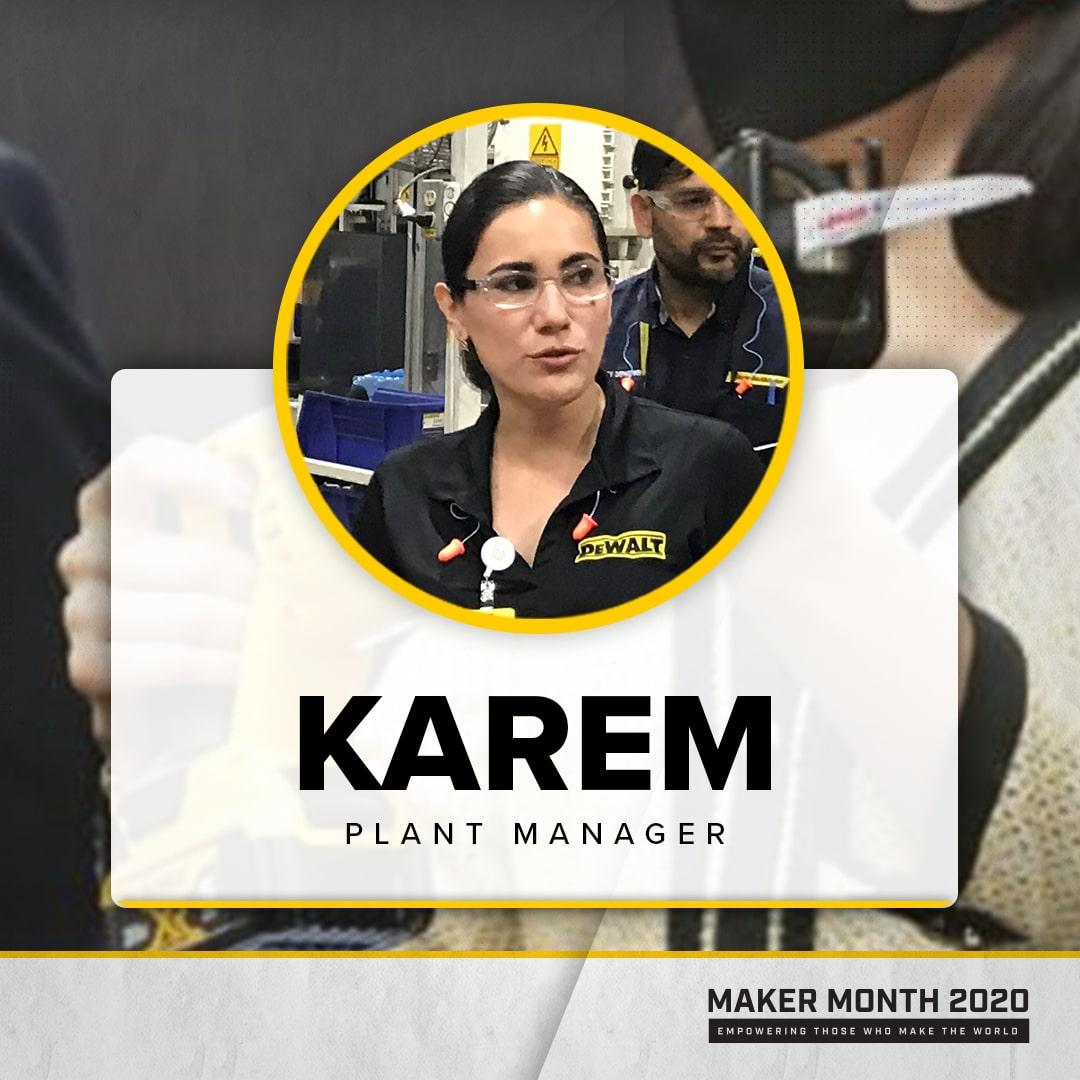 Maker Month - 31 Days of Makers | Featuring Karem