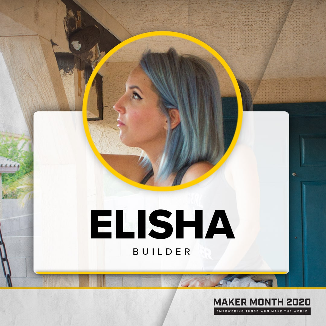Maker Month - 31 Days of Makers | Featuring Elisha