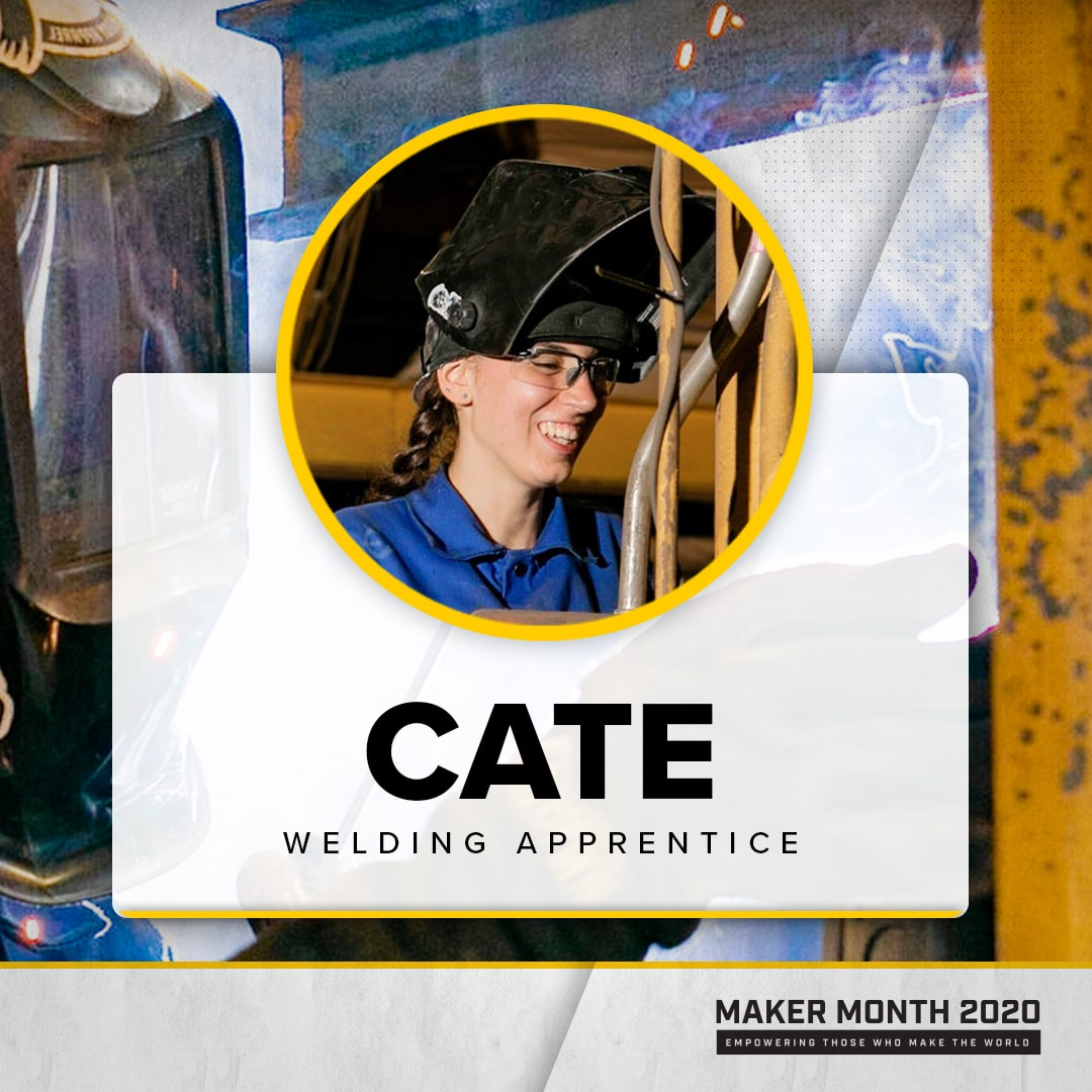 Maker Month - 31 Days of Makers | Featuring Cate