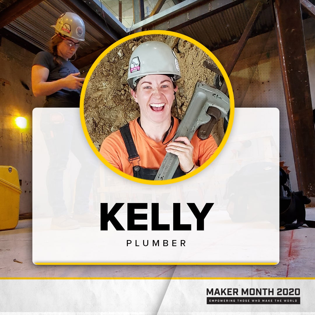 Maker Month - 31 Days of Makers | Featuring Kelly