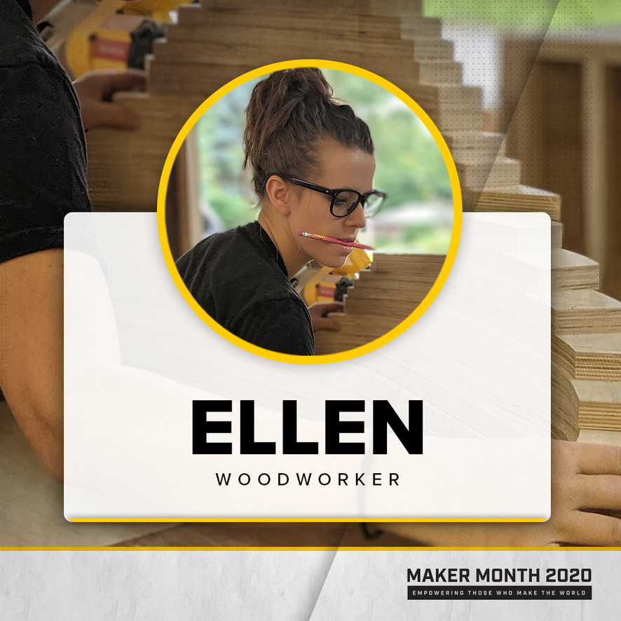 Maker Month - 31 Days of Makers | Featuring Ellen